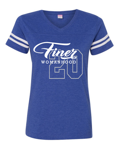 Zeta Finer Womanhood 20 Tee