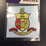 Kappa Crest Decal