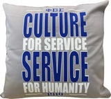 Sigma Motto Pillow