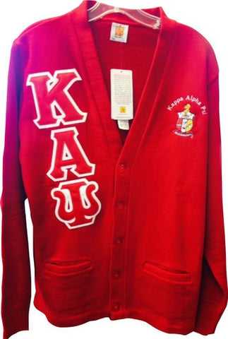 Kappa Cardigan Sweater