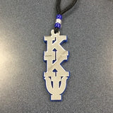 KKPsi Greek Letter Mirror Medallion