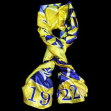 SGRho Polyester Satin Scarf