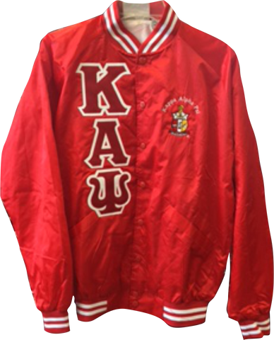 Kappa Striped Satin Jacket