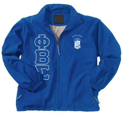 Sigma Zip Up Jacket