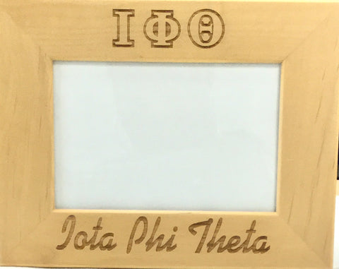 Iota Wooden Picture Frame