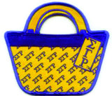 SGRho Purse Shaped Luggage Tag