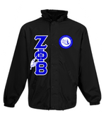 Zeta Crossing Jacket Dove