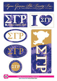 SGRho Tie Dye Sticker Pack