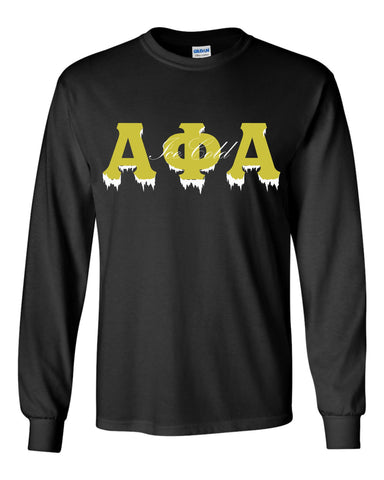 Alpha Ice Cold Tee LS