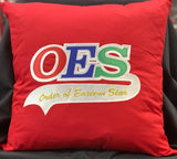 OES Tail Pillow