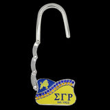 SGRho  Crystal Purse Hanger