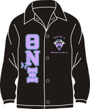 TNX Crossing Jacket Butterfly
