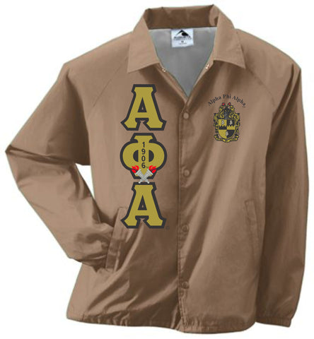 Alpha Crossing Jacket w/ Torches