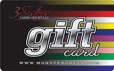 3 Sisters Online Gift Card