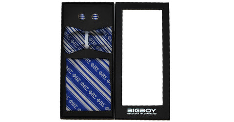 Sigma Self Tie Bow Tie Set