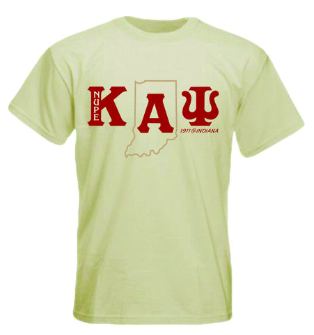 Kappa @ Indiana Applique Tee