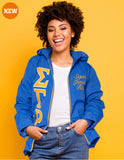 SGRho Hooded Windbreaker