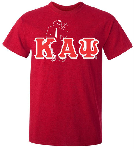 Kappa Man Applique Tee