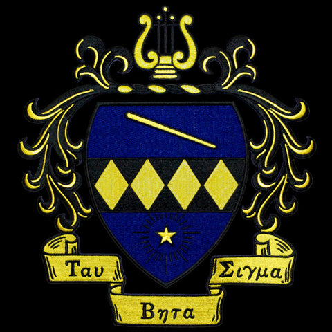 TBS Crest Patch 3 Inch