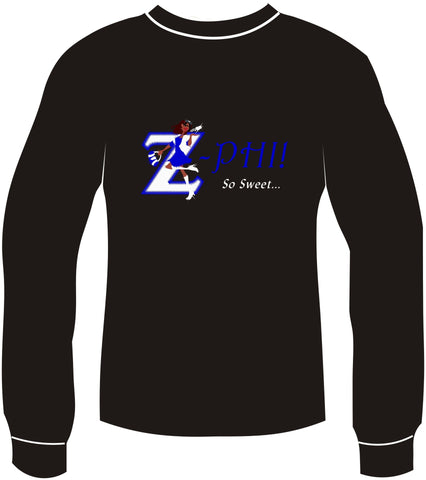 Zeta Lady Long Sleeve Tee
