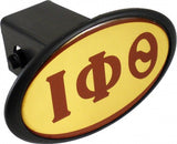 Iota Domed Trailer Hitch Cover