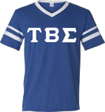 TBS Striped Jersey Tee