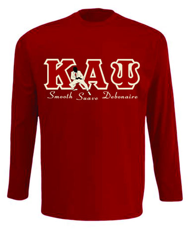 Kappa Smooth Long Sleeve Tee
