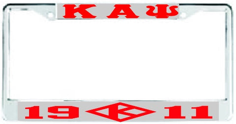 Kappa 1911 Diamond K Silver/Red