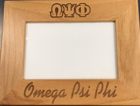 Omega Wooden Picture Frame