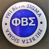 Sigma Circle Button