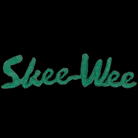 AKA Green Skee Wee Patch 1 Inch