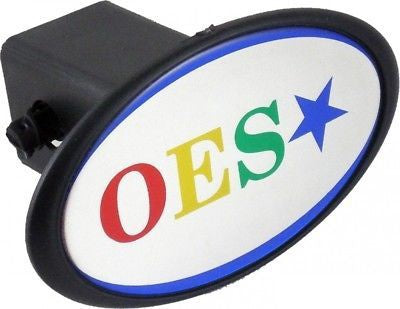 OES Domed Trailer Hitch Cover