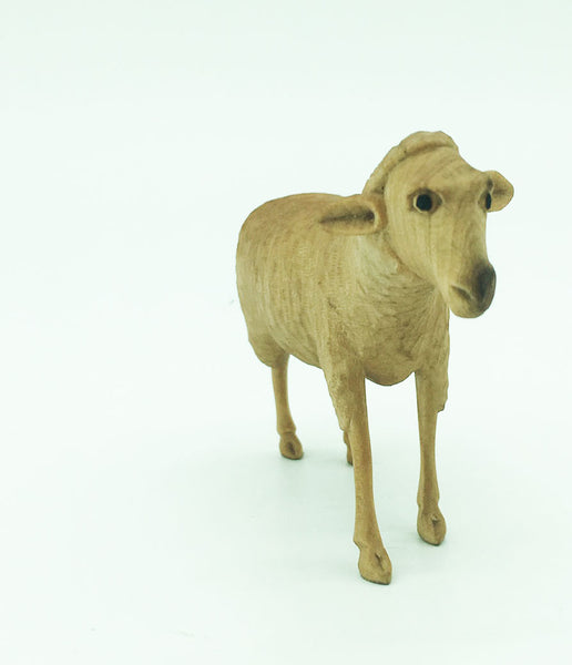 Carved Sheep