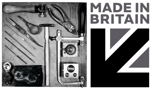 Tools and Made in Britain Logo