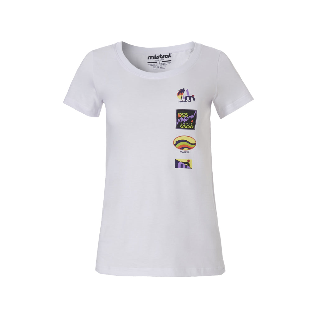 Mistral Pescara Ladies Tee 4 print