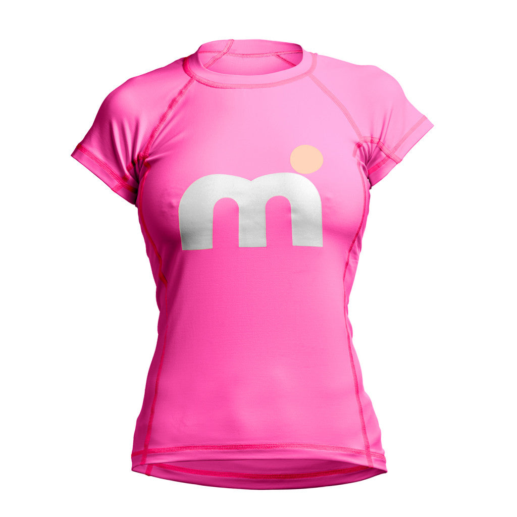 Mistral Short Sleeve Pro Lycra Women