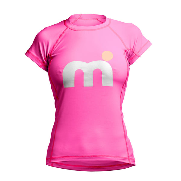 MISTRAL Short Sleeve Lycra Women - various colours