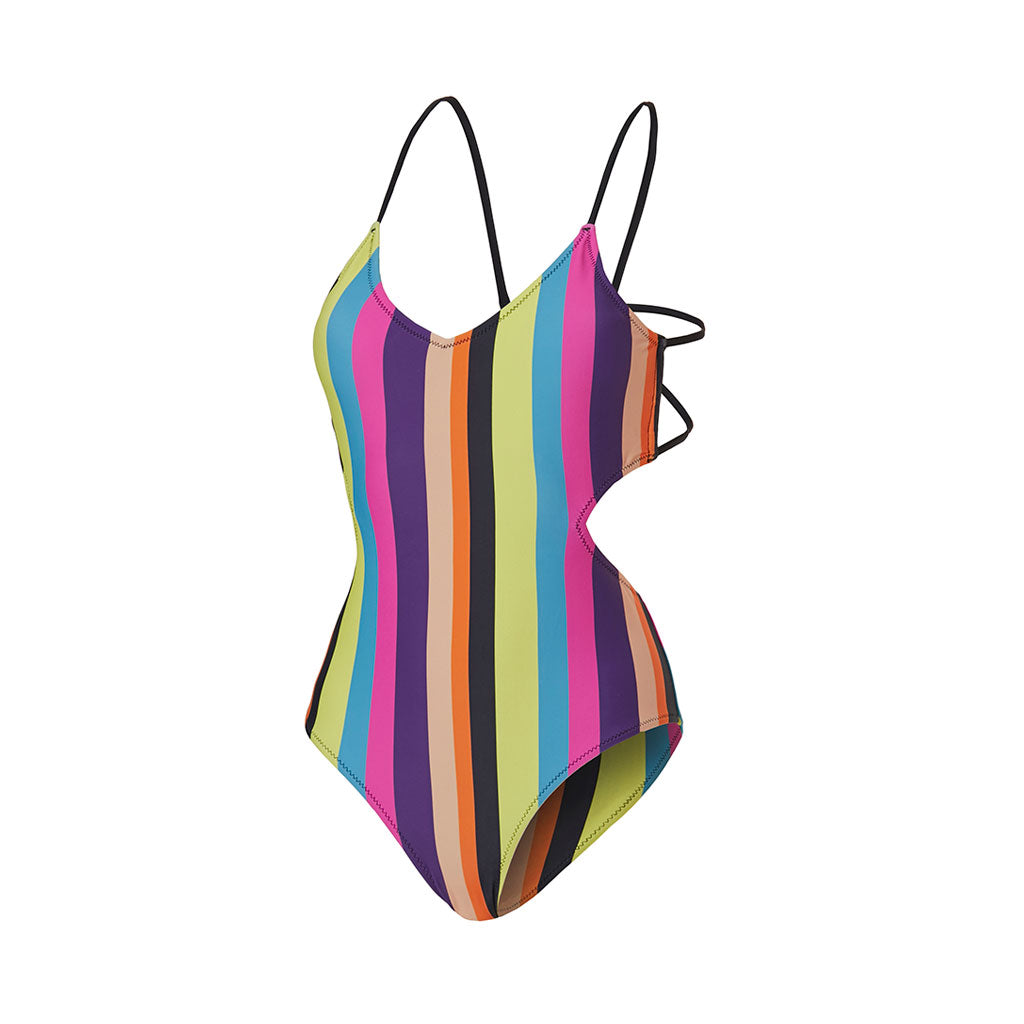 Mistral Swimsuit Striped