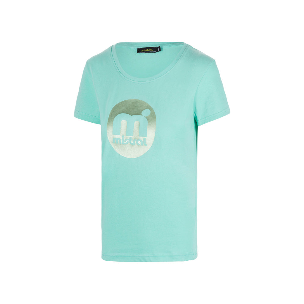 Mistral M Dot Logo Tee Ladies Various Colours