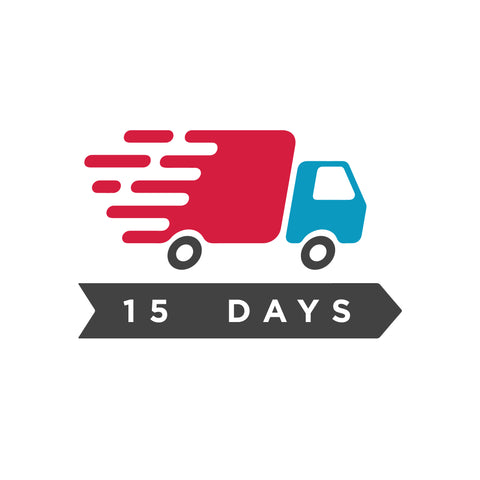 15 DAY RUSH MANUFACTURING