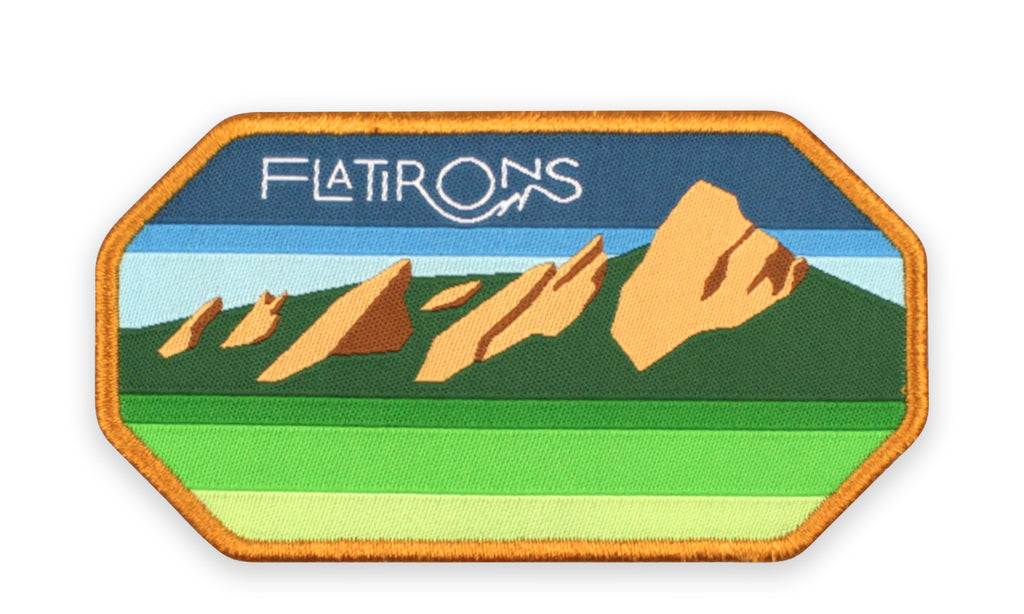 FLATIRONS PATCH
