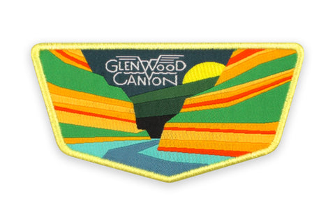 GLENWOOD CANYON PATCH