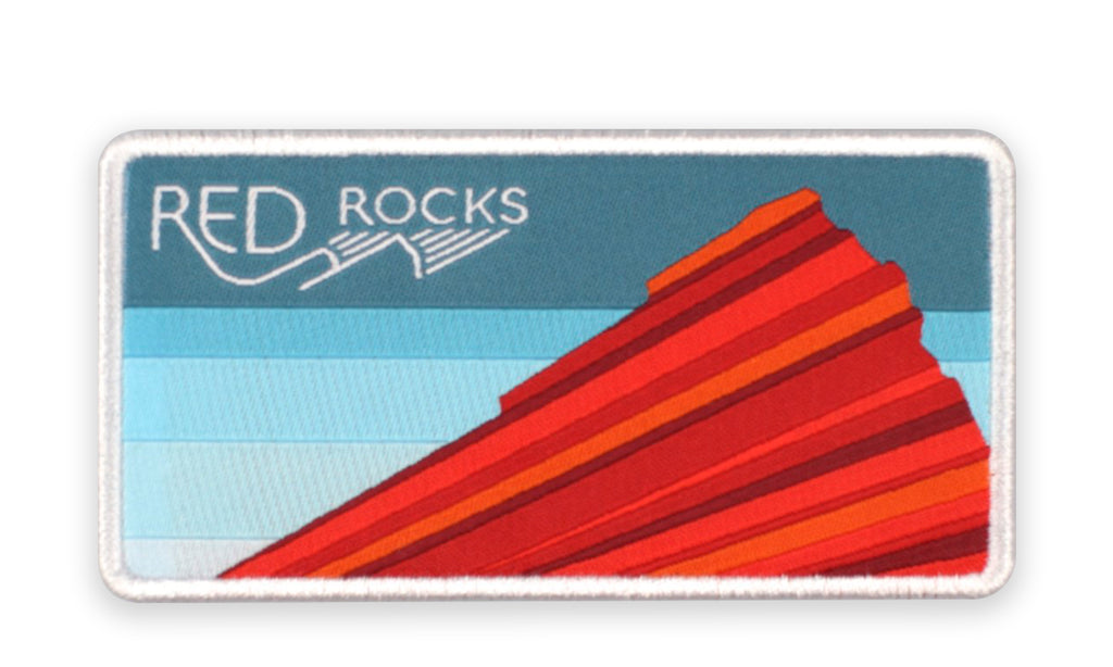 RED ROCKS PATCH
