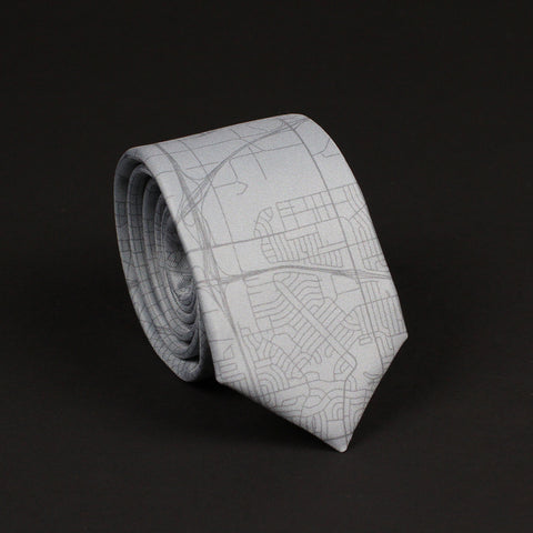 DENVER STREET MAP TIE