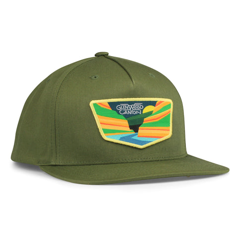 GLENWOOD CANYON PATCH HAT