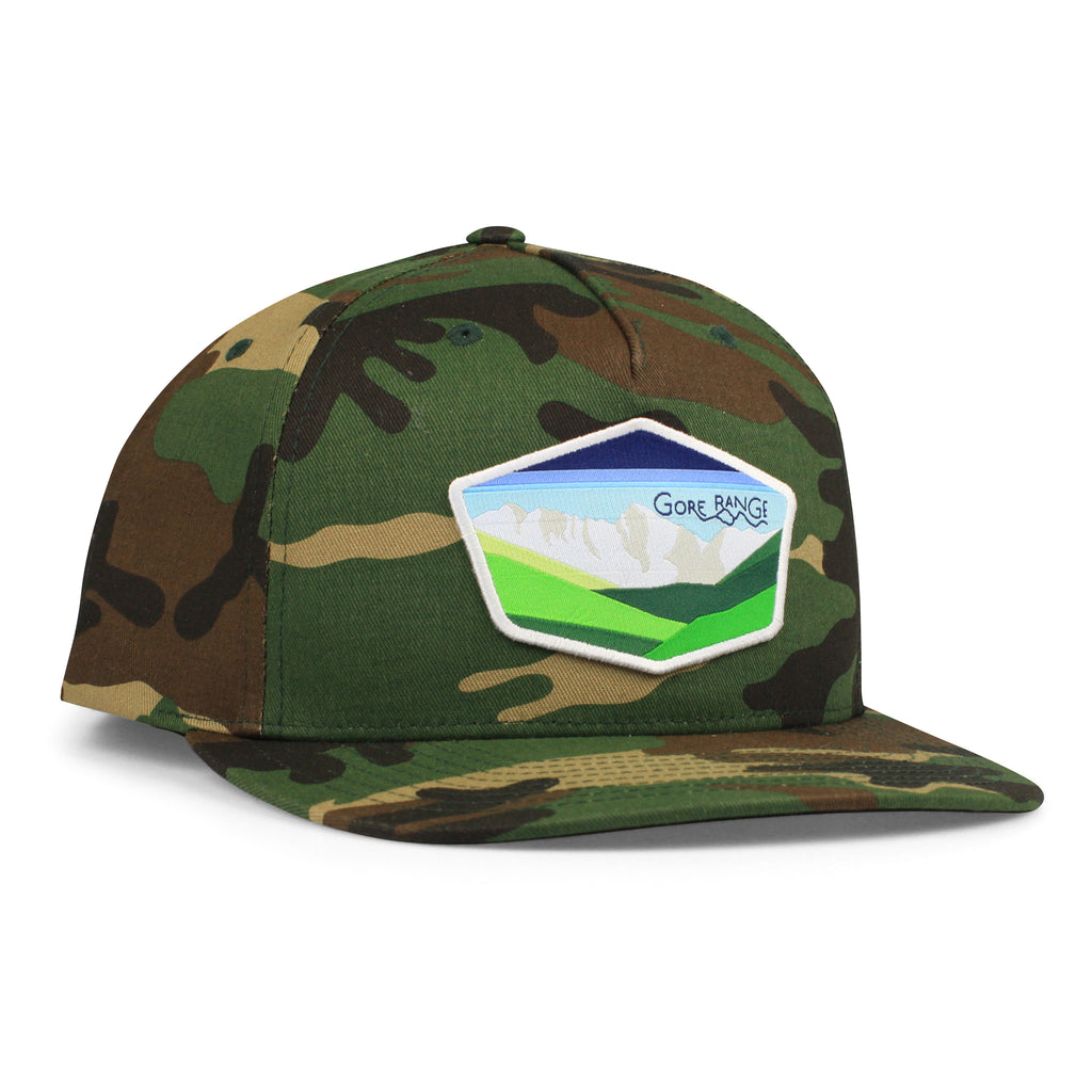 GORE RANGE PATCH HAT