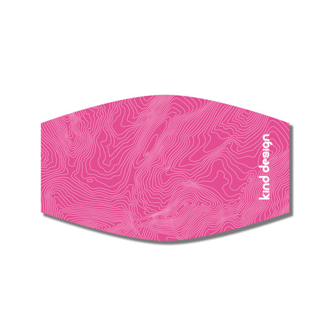 TOPO MASK / PINK / SL