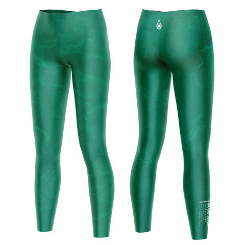 NATIONAL PARK TOPO LEGGING / GREEN