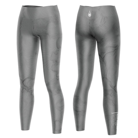 NATIONAL PARK TOPO LEGGING / HUSKY