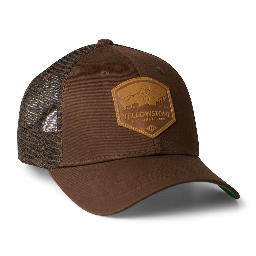 YELLOWSTONE NATIONAL PARK HAT